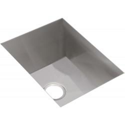 Elkay EFU141810DBG Avado Stainless Steel Single Bowl Undermount Sink Kit