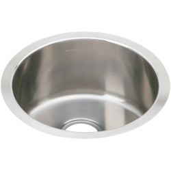Elkay EGUH16FB The Mystic (Elumina) Stainless Steel Single Bowl Undermount Bar Sink