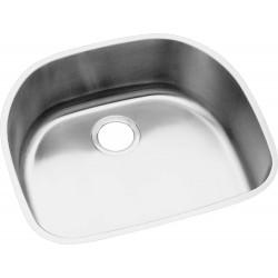 Elkay EGUH2118 Harmony (Elumina) Stainless Steel Single Bowl Undermount Sink