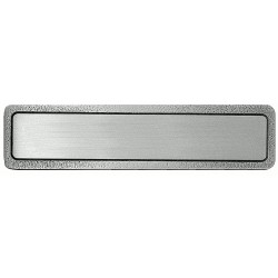 Notting Hill NHP-310 Plain (Custom Horizontal Engraving Available) Pull 4 x 7/8