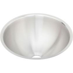 Elkay ELUH12LV Asana (Lustertone) Stainless Steel Single Bowl Undermount Sink