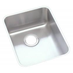 Elkay ELUH1418 Gourmet (Lustertone) Stainless Steel Single Bowl Undermount Sink