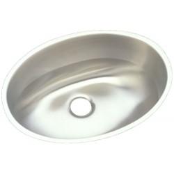 Elkay ELUH1511 Asana (Lustertone) Stainless Steel Single Bowl Undermount Sink