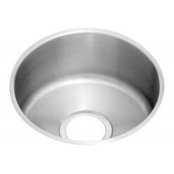 Elkay ELUH16FB The Mystic (Lustertone) Stainless Steel Single Bowl Undermount Sink