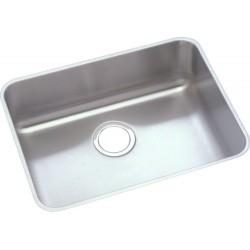 Elkay ELUH191612 Gourmet (Lustertone) Stainless Steel Single Bowl Undermount Sink