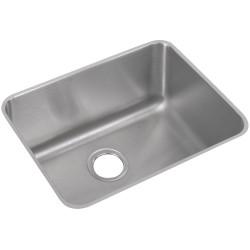 Elkay ELUH211510 Gourmet (Lustertone) Stainless Steel Single Bowl Undermount Sink