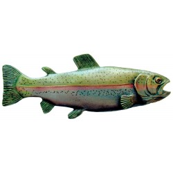 Notting Hill NHP-648 Rainbow Trout (Left side Pull 4-1/8 x 1-1/2