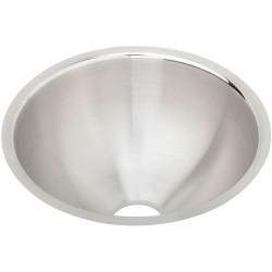 Elkay ELUH9 The Mystic (Lustertone) Stainless Steel Single Bowl Undermount Sink