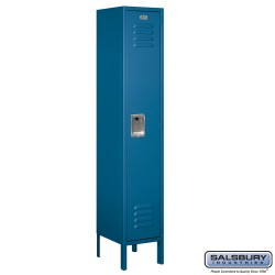 Salsbury Assembled Metal Locker One Wide