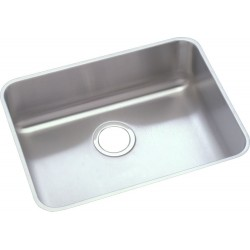 Elkay ELUHAD191650 (Lustertone) Stainless Steel Single Bowl Undermount Sink