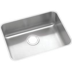 Elkay ELUHAD211550 Gourmet (Lustertone) Stainless Steel Single Bowl Undermount Sink
