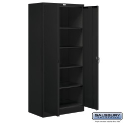 Salsbury Storage Cabinet - Standard - 78 Inches High - 18 Inches Deep