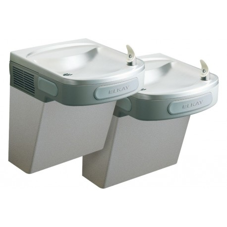 Elkay EZSTL8LC Versatile Touch-Free Wall Mount Bi-Level ADA Cooler