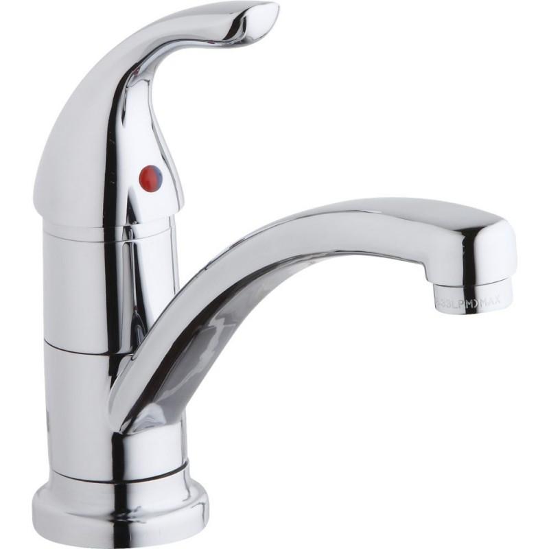 elkay lk1500cr everyday kitchen faucet
