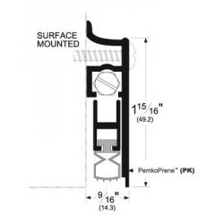 Pemko 412_ Automatic Door Bottoms