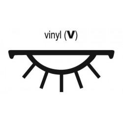 Pemko PV9 Door Shoe Replacement Vinyl