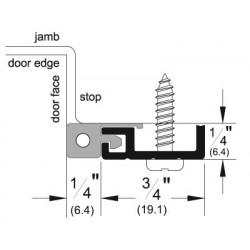 Pemko 312 Standard Perimeter Gasketing