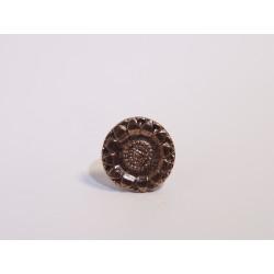 Emenee-MK1029 Button Sunflower