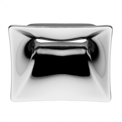 Valli & Valli A2050 Cabinet Hardware Cabinet Pull - Polish Chrome - 16mm