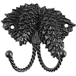 Sierra 6810 Decorative Hook - Pinecone