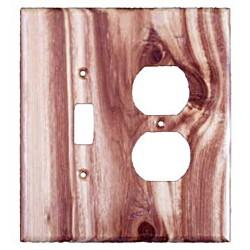 Sierra 6825 Rustic - Toggle/Duplex