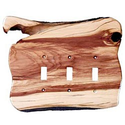 Sierra 6822 Traditional 1 Rocker - Juniper Plate