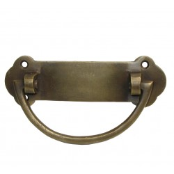 Gado Gado HBA7014 Simple Bail with Scalloped Backplate