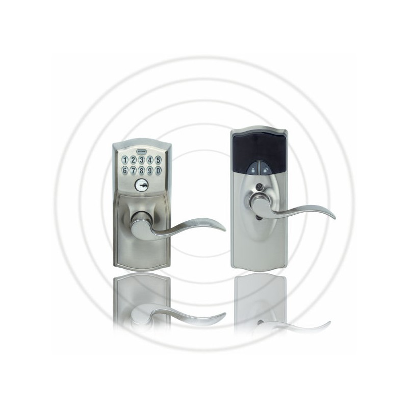 Nexia Fe599nx Camelot Style Home Security Schlage Link