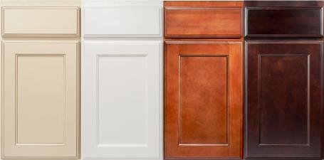 Kitchen Cabinet Distributors Taylor Finish Options