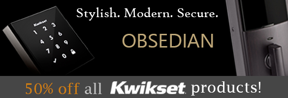 Browse Obsedian Electronic Deadbolt