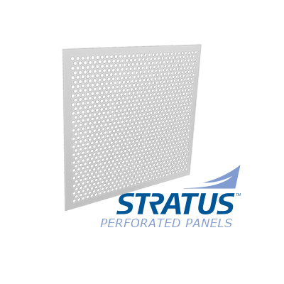 Stratus Perforated Panels