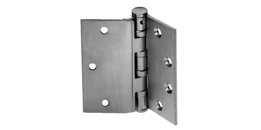 Half Surface Hinges & Back Plates